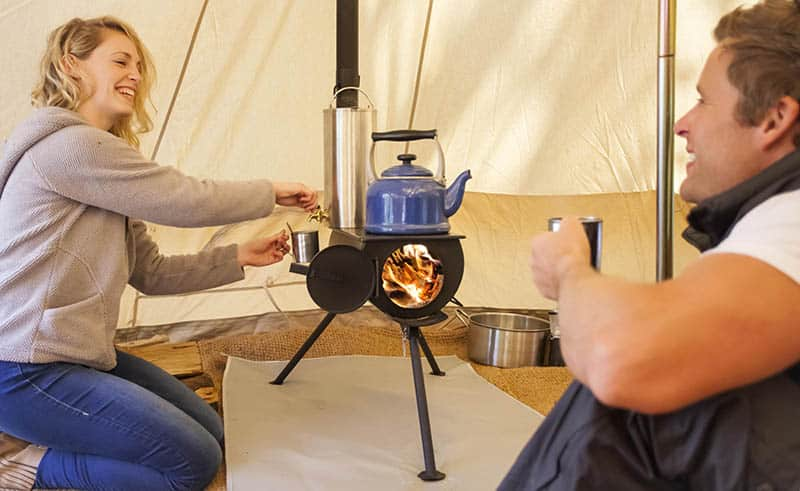Avenay Frontier Camping Stove