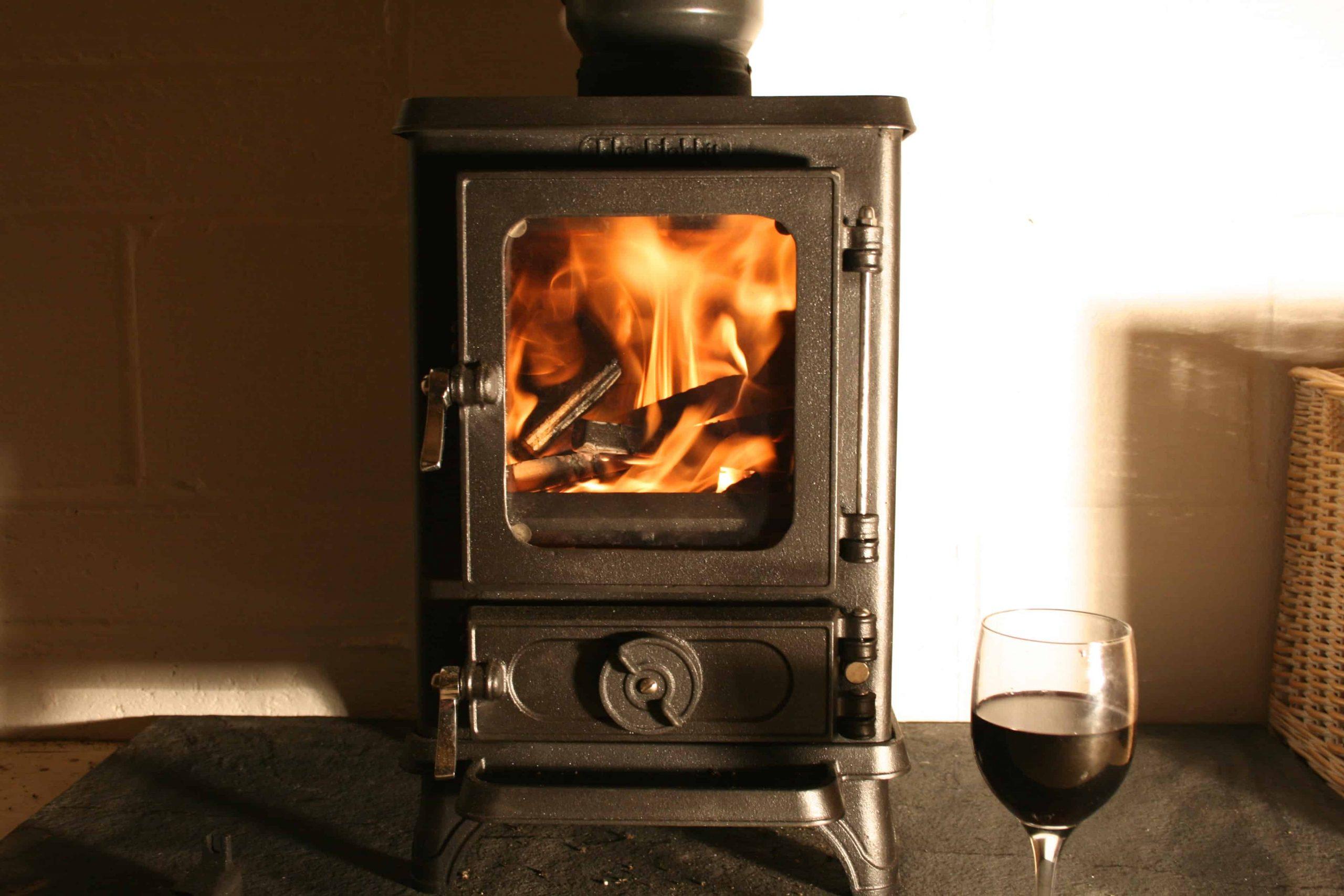 Hobbit stove by Salamander