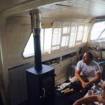 Boat Stove 600