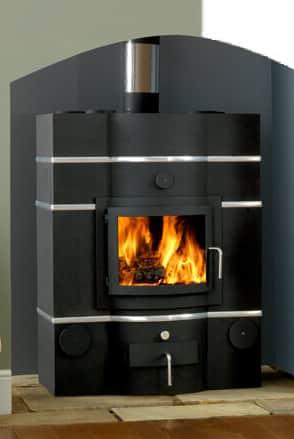 eco wood burning stove