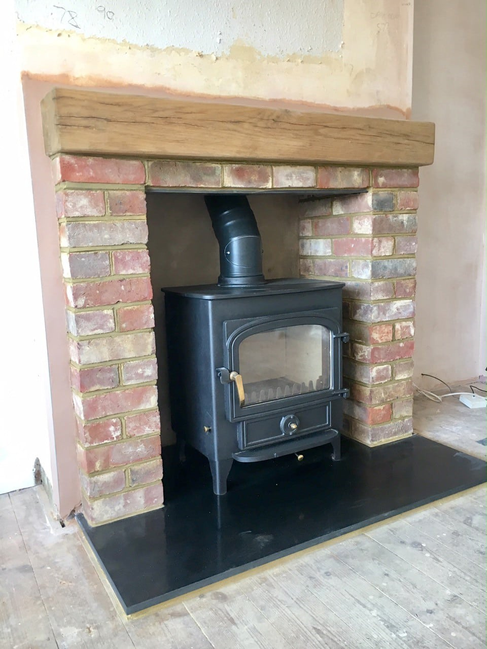 Broseley Evolution 5 Deluxe woodburning stove/