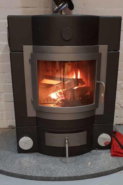 Ecco woodburning Stove