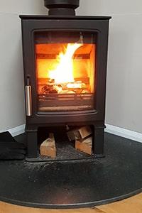 hunter parkray aspect 4 wood burning stove