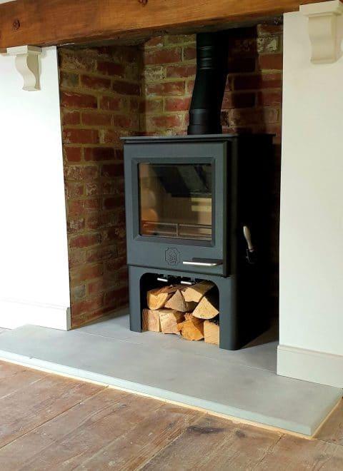 Woodwarm Fireblaze