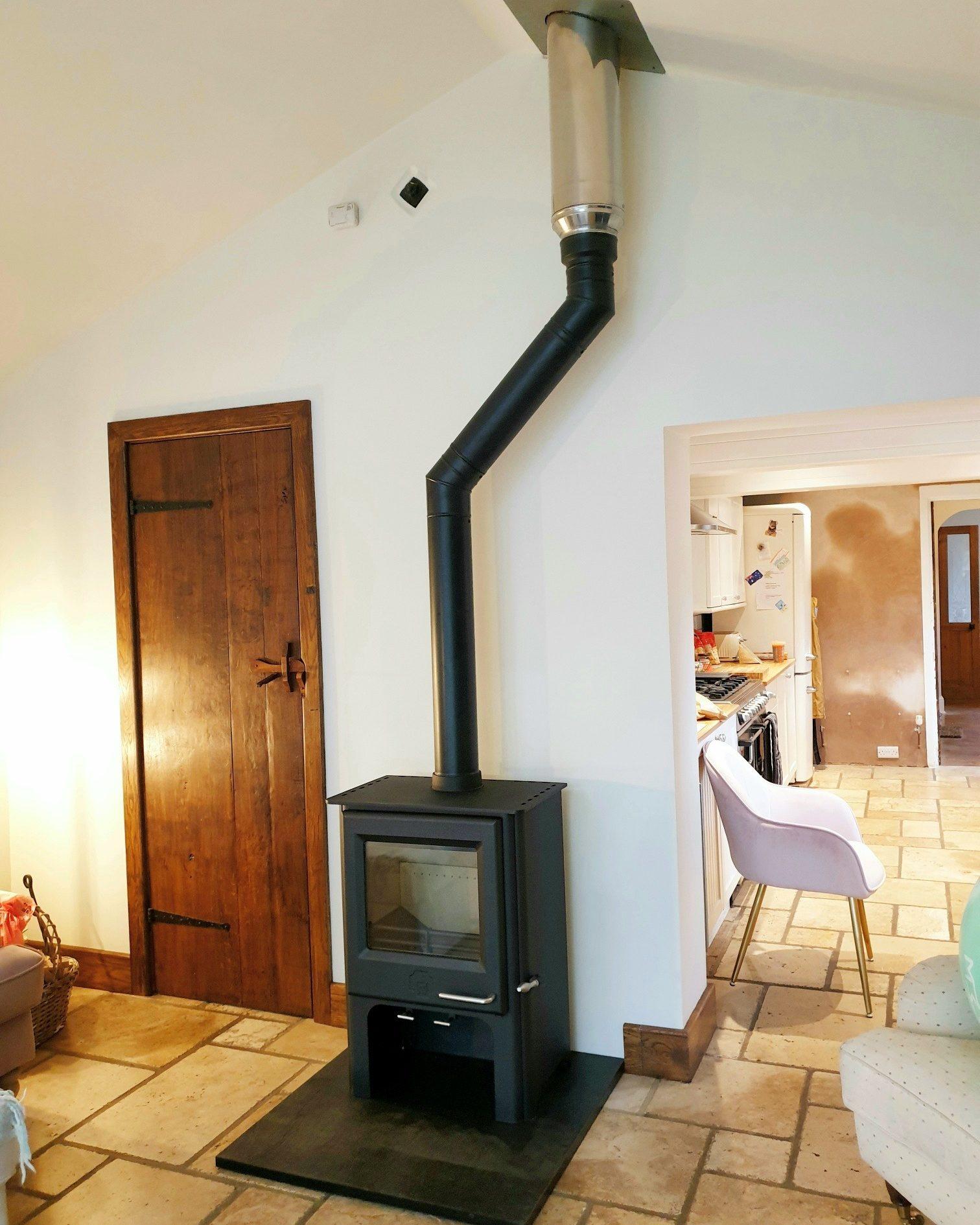 Woodwarm Fireblaze 6kw