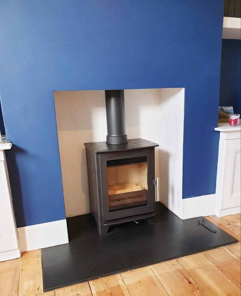 HETA Inspire 40 wood burning stove