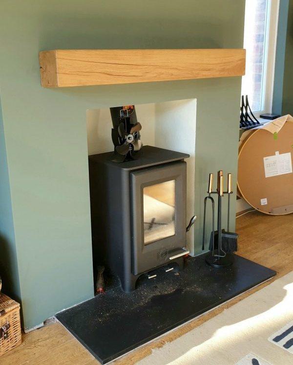 Woodwarm Firewren 4kw stove